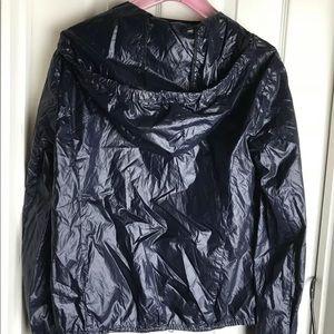 Armani Exchange Jackets & Coats - Ax ARMANI EXCHANGE NAVY WINDBREAKER JACKET XS